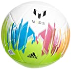 Adidas Messi Football, Size 5 (Multicolor)