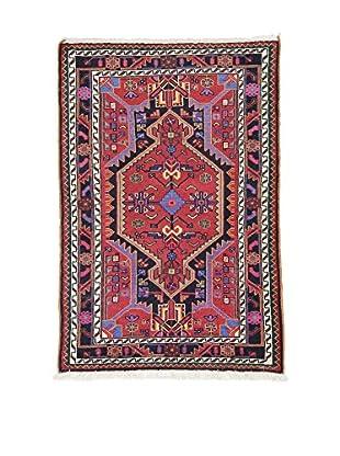 Eden Teppich Tuyserkan mehrfarbig 84 x 123 cm