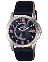 Daniel Klein Analog Blue Dial Men's Watch - DK10887-6