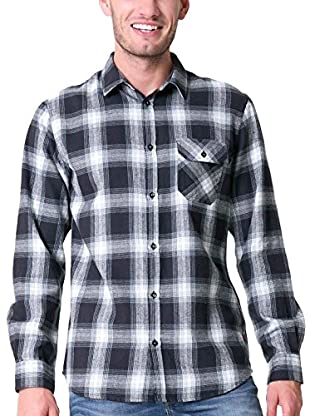 BIG STAR Camicia Uomo Baniro_Shirt_Ls 466 L