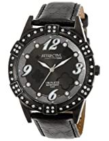 Q&Q Analog Black Dial Women's Watch - DA47J505Y