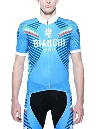 Bianchi Milano Maillot Ciclismo Mazzarino