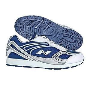 Nivia JG160 Street Runner Jogging Shoes-White