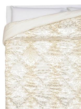 Svad Dondi Trapunta Matrimoniale Chanel (panna)