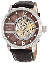 Stuhrling Original Analog Brown Dial Men's Watch - 308.3315K59