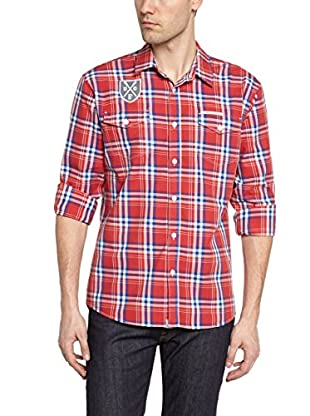 Pepe Jeans London Camisa Hombre Burleigh