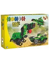 Clics,Dino Squad Box(Green)