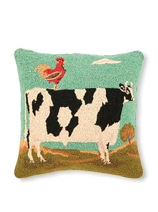 Warren Kimble Cock 'n Bull Hook Pillow