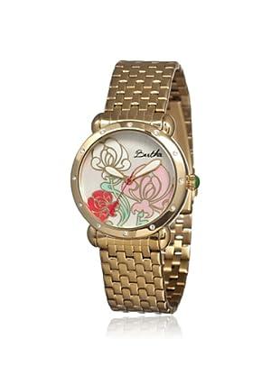 Bertha Women's BR1502 Josephine Gold/Multi Stainless Steel Watch