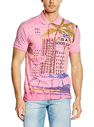 Desigual Poloshirt Miami City