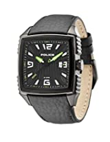 Police Analog Black Dial Men's Watch - 13839JSU/02