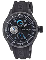 Nautica Analog Black Dial Men's Watch  - NTA16681G