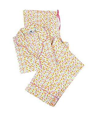 Malabar Bay Confetti Pajama Set