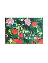 Pun-ny Love Greeting Card