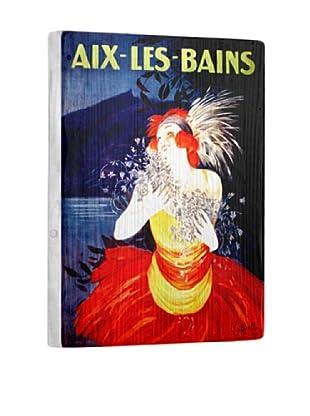 Artehouse Aix les Bains Reclaimed Wood Sign