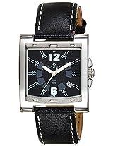 Maxima Attivo Analog Black Dial Men's Watch - 21152LMGI