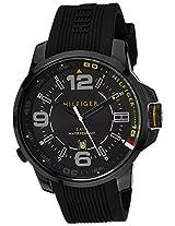 Tommy Hilfiger Analog Black Dial Men's Watch - TH1791008J