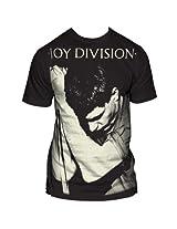 Impact Men's Joy Division Ian Curtis T-Shirt