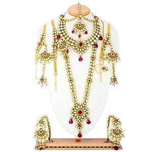 Alex Jewellery Real Kundan Bridal Sets