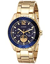 Guess Analog Blue Dial Women's Watch - W0565L4