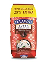 Daawat Super Basmati (Old), 1kg