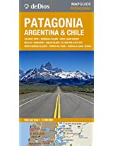 Patagonia, Argentina & Chile / Patagonia, Argentina & Chile (Map Guide)