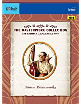 The Masterpiece Collection: Live Concert at Krishna Gana Sabha 1984 - Vol. 1