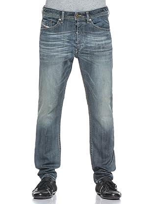 Diesel Pantalón Vaquero Braddom (Azul Denim)