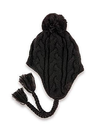 BERETT Gorro Invierno Inuit (negro)