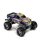 Traxxas 36076-1 Stampede VXL RTR with 2.4GHz Radio Vehicle, Color May Vary