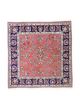 Eden Teppich   Yazd 197X204 mehrfarbig