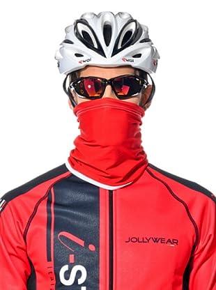 Jollywear Tapacuello Scaldacollo Competition rojo