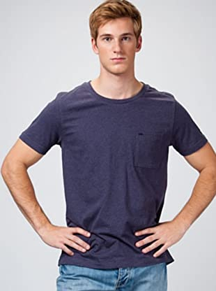 Rip Curl Camiseta Bolsillo (Azul)