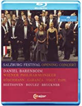 2010 Salzburg Festival Opening Concert [Blu-ray]
