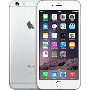 Apple iPhone 6 Plus (Silver, 64GB)