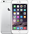 Apple iPhone 6 Plus (Silver,128GB)