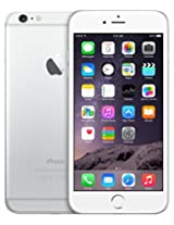 Apple iPhone 6 Plus (Silver, 64GB)