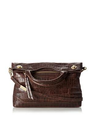 Foley + Corinna Women's New Muriella Handbag (Brownie Croc)