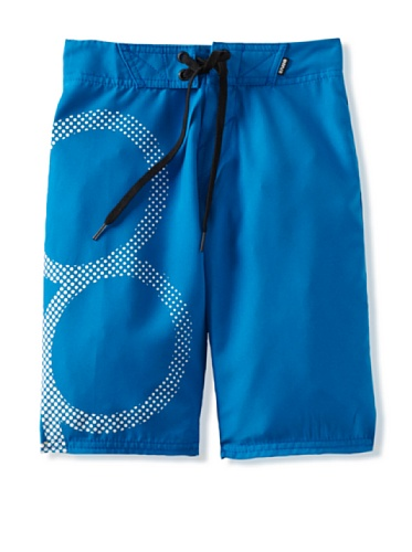Plan B Boy's Magnum Short (Royal)