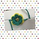 Crochet handmade rakhi