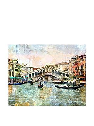 Legendarte Leinwandbild Ponte Di Rialto