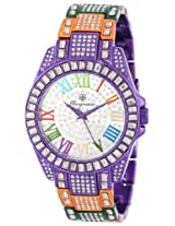 Burgmeister Women's BM160-010C Bollywood Crazy Analog Watch