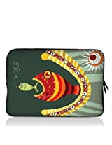 "Colorful Fish 6"" 7"" 7.85"" 8"" inch Touch Screen Tablet Case Sleeve Pouch Bag for Apple iPad mini/Samsung GALAXY Tab 4 7inch P3100 P6200/Acer Iconia A100/Google Nexus 7/Noble NOOK Color/HP Stream 7/LG Pad/Android Kid Tablet/ASUS MeMO Pad 7/HD 7/ProntoTec A8"