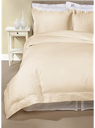 Peacock Alley Symphony Duvet Cover Set (Linen)