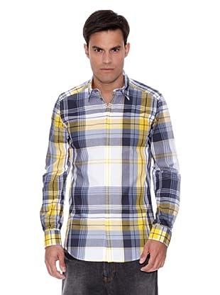 Dolce&Gabbana Camisa Lamberto (Amarillo)