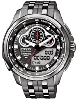 Citizen Eco Drive Promaster Alarm Chronograph Mens Watch JW0097-54E