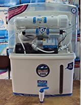 AQUAGRAND PLUS WATER PURIFIER RO+UV+UF+TDS CONTROLLER WITH 12 LTRS STORAGE TANK