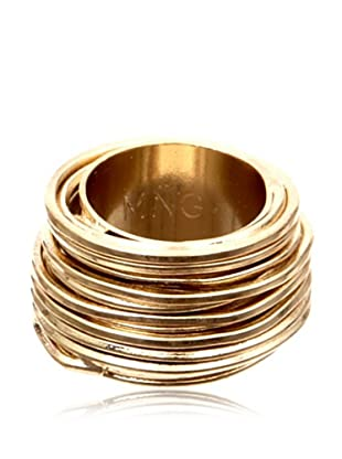 Mango Ring Metall (gold)