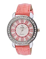 Chappin & Nellson Analog Womens Watch - CN-L-02-Pink