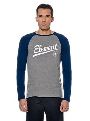Element Camiseta Batter (Gris)